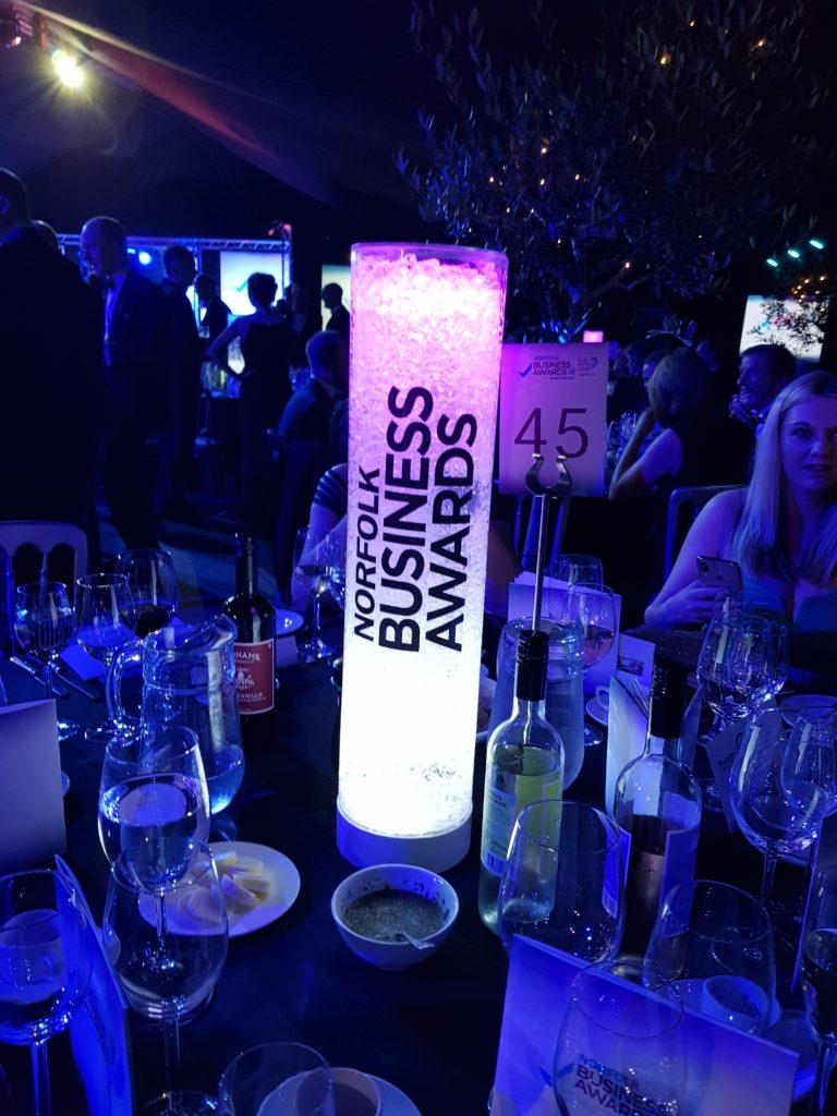 Norfolk Business Awards 2018