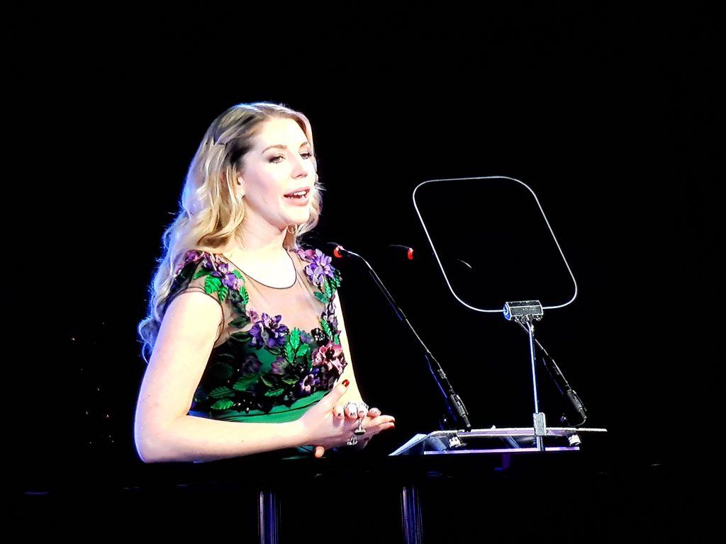 Katherine Ryan Norfolk Business Awards